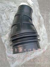 东风天龙旗舰  进气胶管-增压器进气口