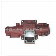 【JS100-1702051-1】原厂供给法士特变速箱双H壳体/JS100-1702051-1