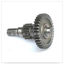 【JS118-1707047】原厂供应法士特变速箱副箱焊接轴