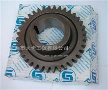 【T115F-1701052】原厂法士特变速箱中间轴超速档齿轮/T115F-1701052