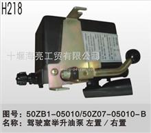 油泵總成50ZB1-05010/50ZB1-05010