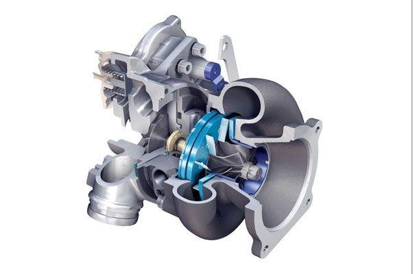 汽车涡轮增压器的原理及优势