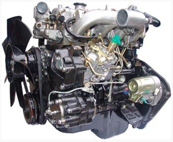柴油发动机工作原理介绍
