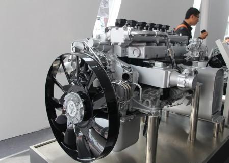 潍柴lng发动机构造图解